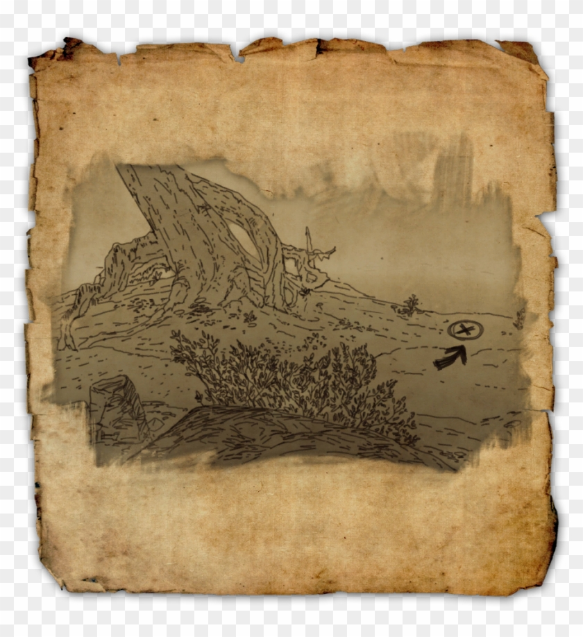 Malabal Tor Treasure Map Iv, HD Png Download - 1024x1024 ... on alik'r ce treasure map, khenarthi's roost ce treasure map, way rest ce treasure map, kenarthi roost ce treasure map, dominion ce treasure map, reapers march ce treasure map, eso stone falls ce treasure map,