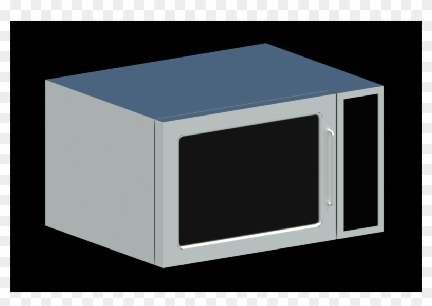 This Is A Fully Parametric Revit Model Of A Stainless - Coffee Table