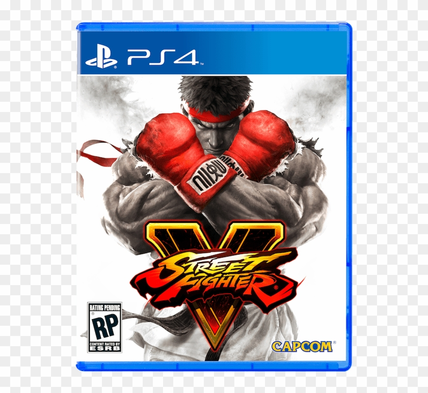 Sfvbox - Street Fighter V Ps4, HD Png Download - 700x842