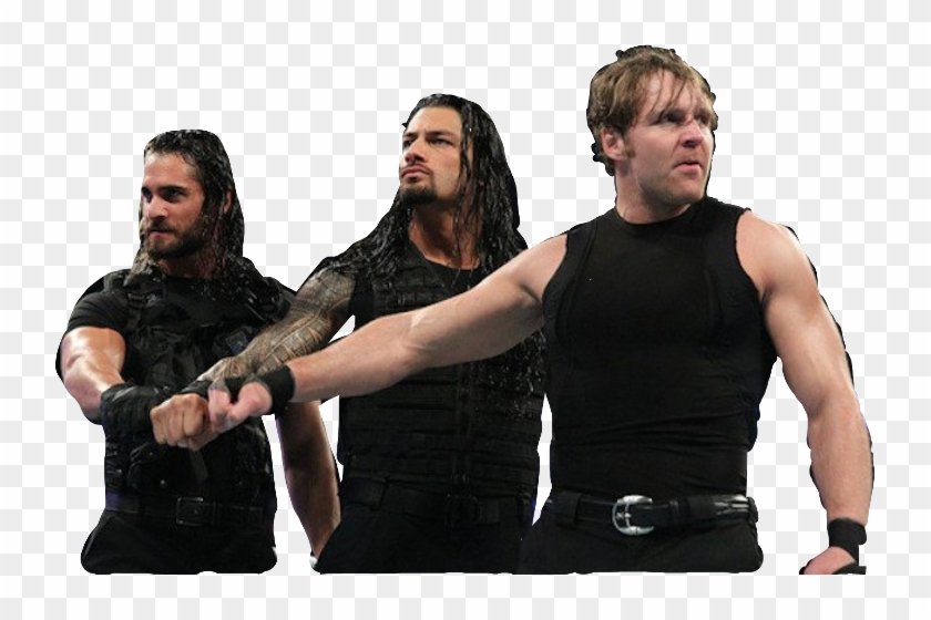 Wwe The Shield Fist Bump , Png Download - Wwe The Shield