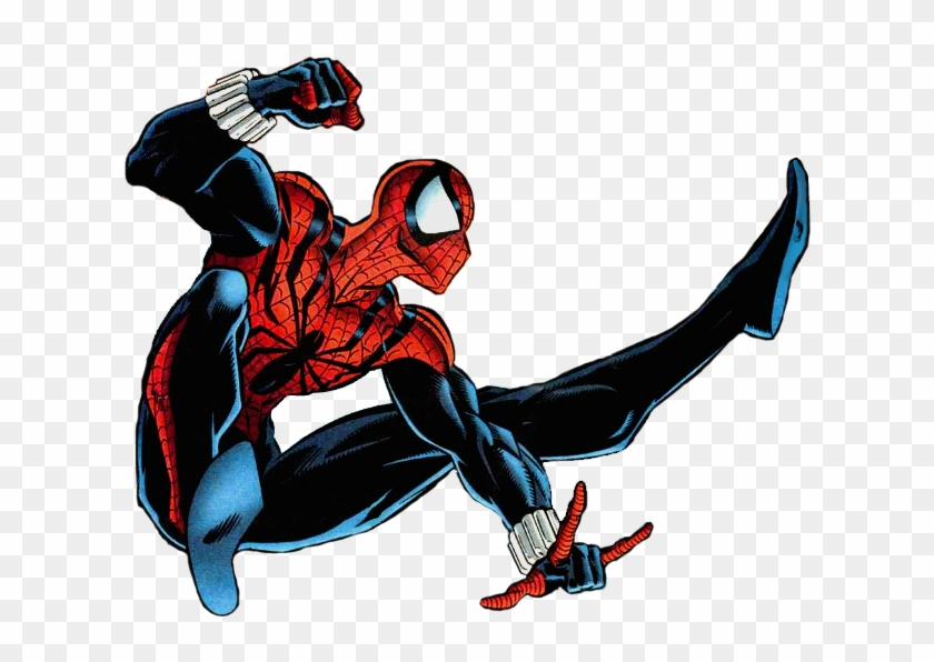 Undefined - Spider Man Ps4 Dlc Suits, HD Png Download