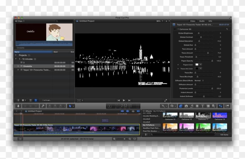 Final Cut Pro X Crack For Windows - Multimedia Software, HD