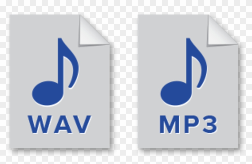 Finished The Recording Now What Format Wav File Or - Audio