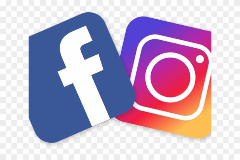 Facebook Clipart Facebook Instagram Facebook And Instagram Png Transparent Png 640x480 4536514 Pngfind