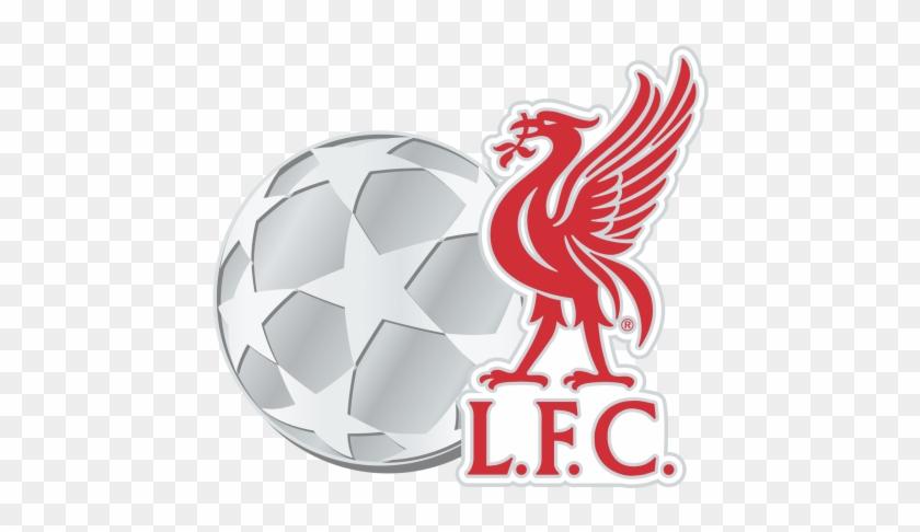 Liverpool Football Club Lfc Liver Bird Badge Hd Png Download 621x621 4544840 Pngfind