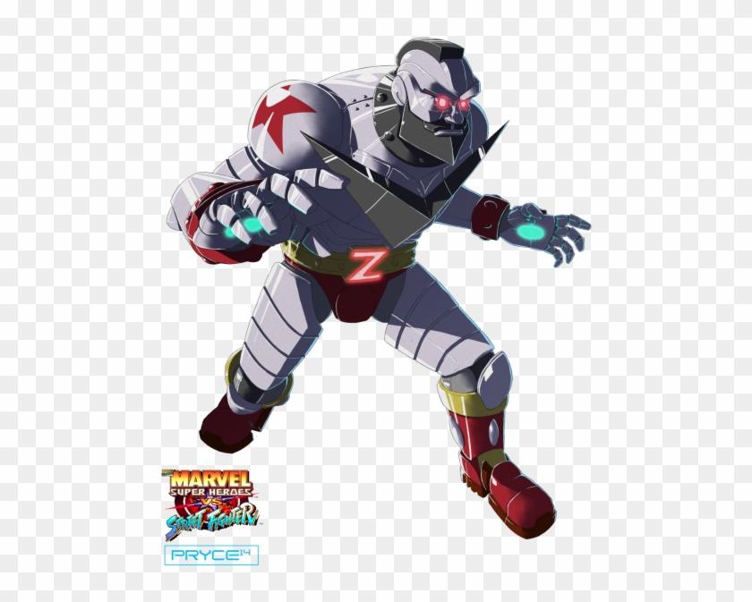 X Men Vs Street Fighter Arcade Street Fighter Zangief Robot Hd