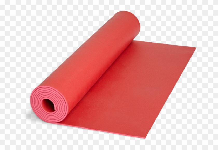 Yoga Mat Png Red Yoga Mat Png Transparent Png 679x500 4563689 Pngfind