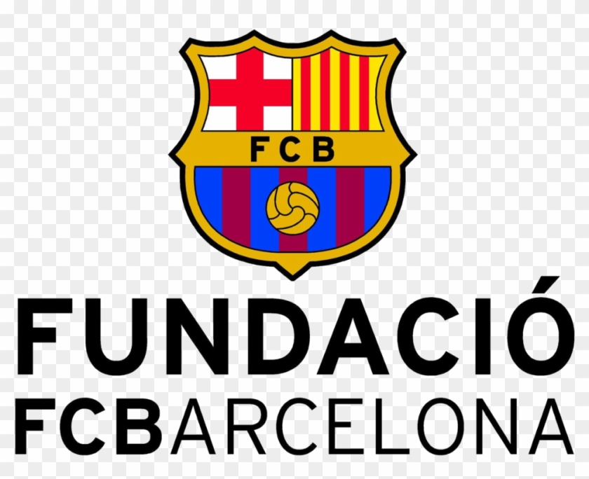 With The Support Of Fc Barcelona Foundation Fc Barcelona Hd Png Download 1024x816 4576781 Pngfind