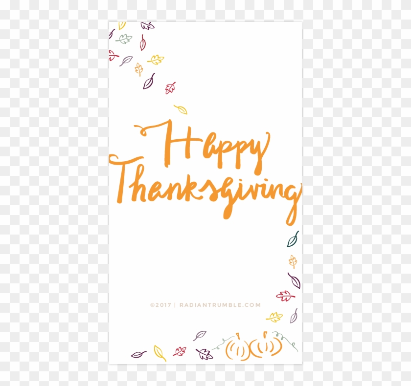 Happy Thanksgiving Free Wallpaper For