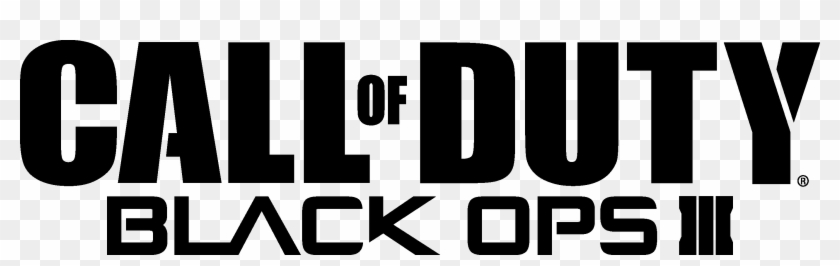 Call Of Duty Black Ops Iii Logo Png Black Ops 4 Logo Png
