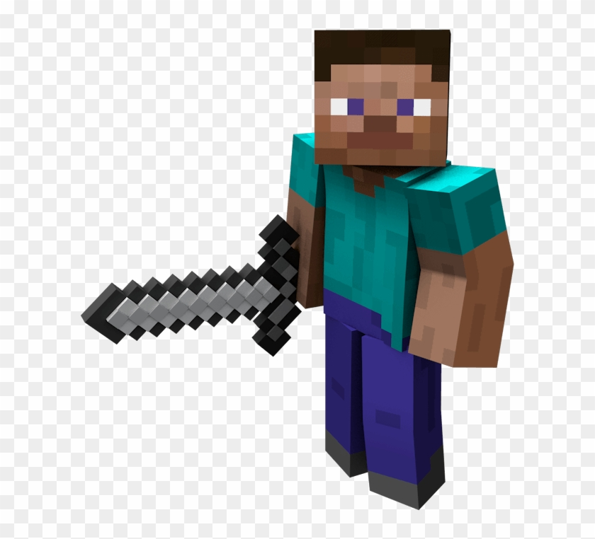 Minecraft Diamond Steve Png For Kids Alabama Transparent Png 613x682 466217 Pngfind