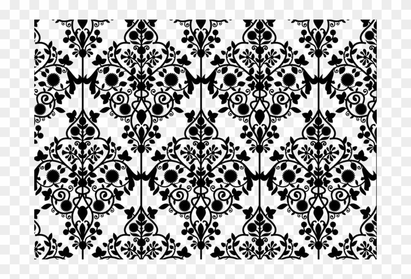 Damask Png Picture - Photoshop Pattern Damascato, Transparent Png