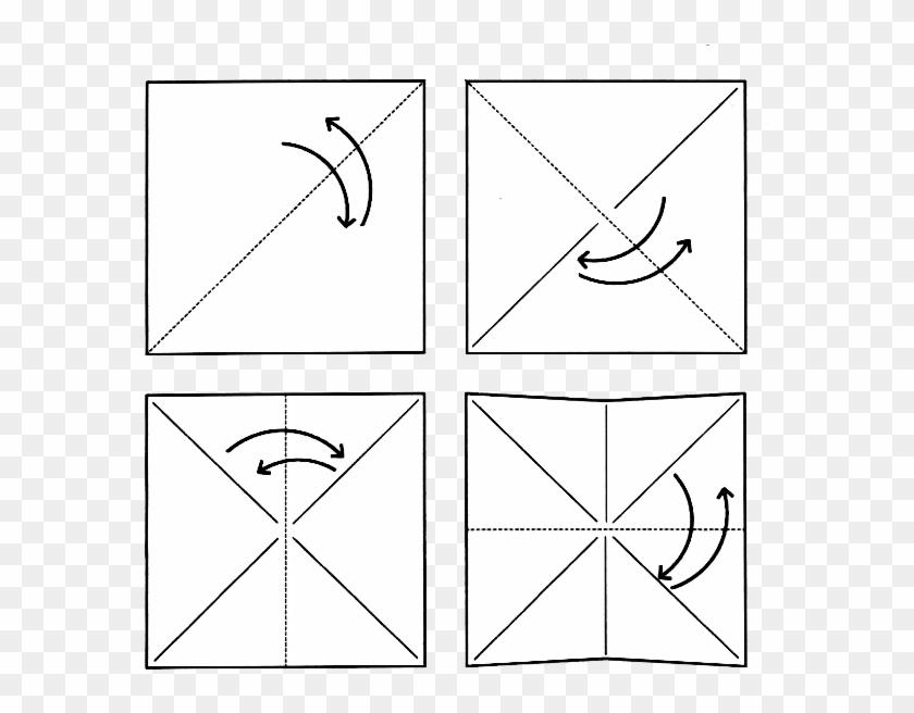 Hand Draw Of A Origami Crane Stock Illustration - Illustration of ... | 656x840