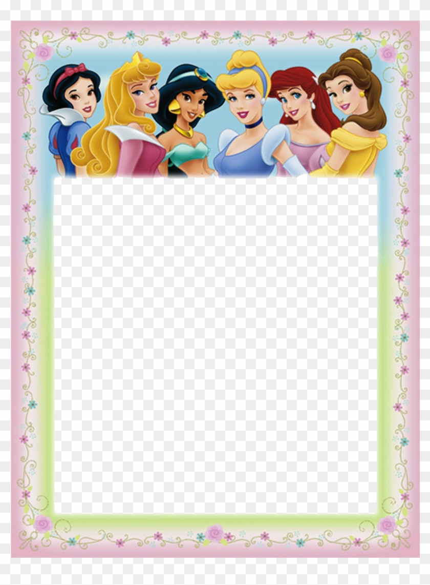 Disney Princess Printable Party Invitations 230721