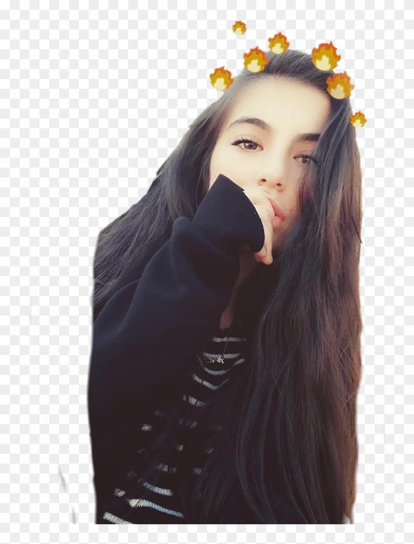 Tumblr selfie Geeky Girl
