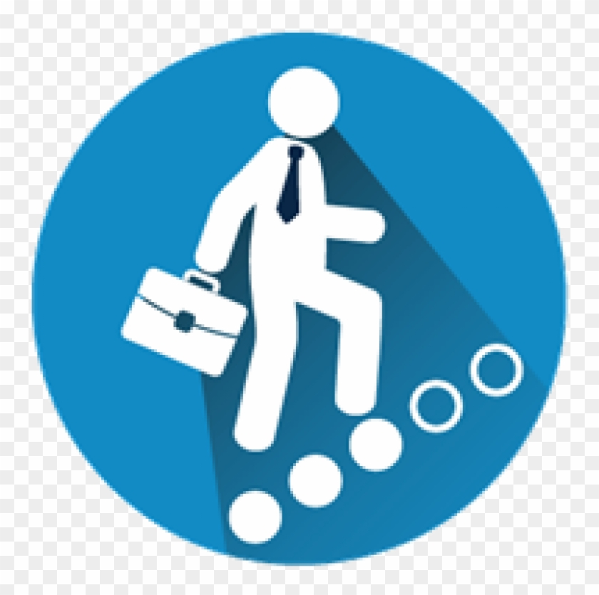 Career Computer Icons Job Blue Area Png Image With Digital Marketing Round Icon Png Transparent Png 768x768 4689685 Pngfind