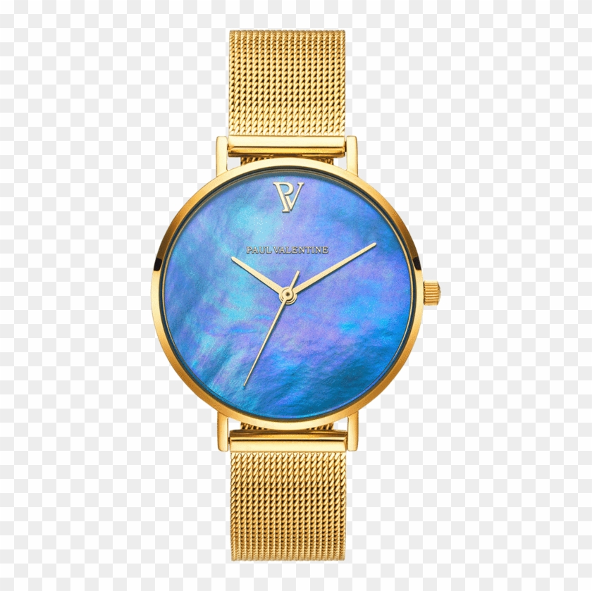 Paul Valentine Watch Blue Hd Png Download 683x1024 474623 Pngfind