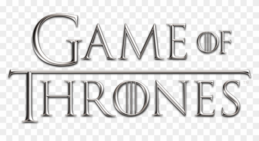 Game Of Thrones Logo Png Game Of Thrones Logo Transparent