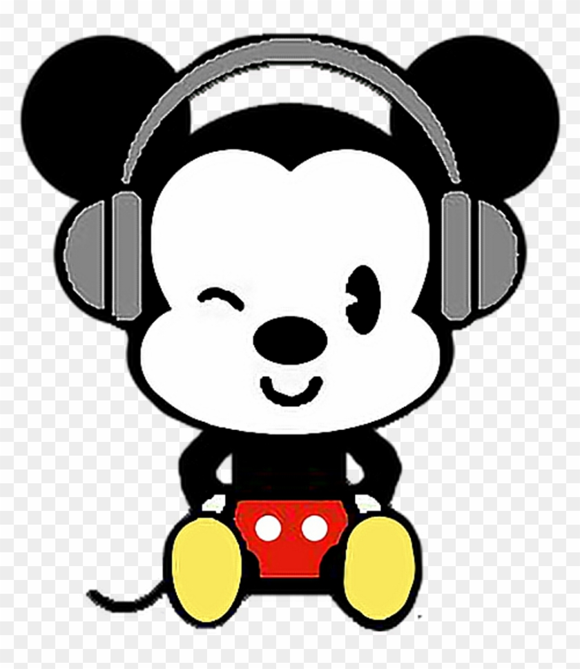 How to Draw Chibi Mickey, Step by Step, Chibis, Draw Chibi ...  Cute Baby Mickey Mouse Drawings