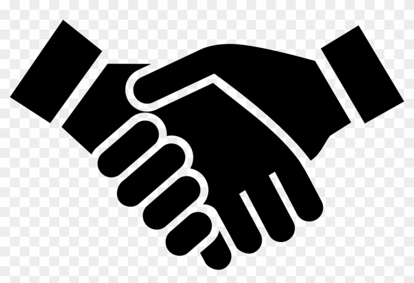 Handshake Png Icon - Hand Shake Icon Png, Transparent Png ...