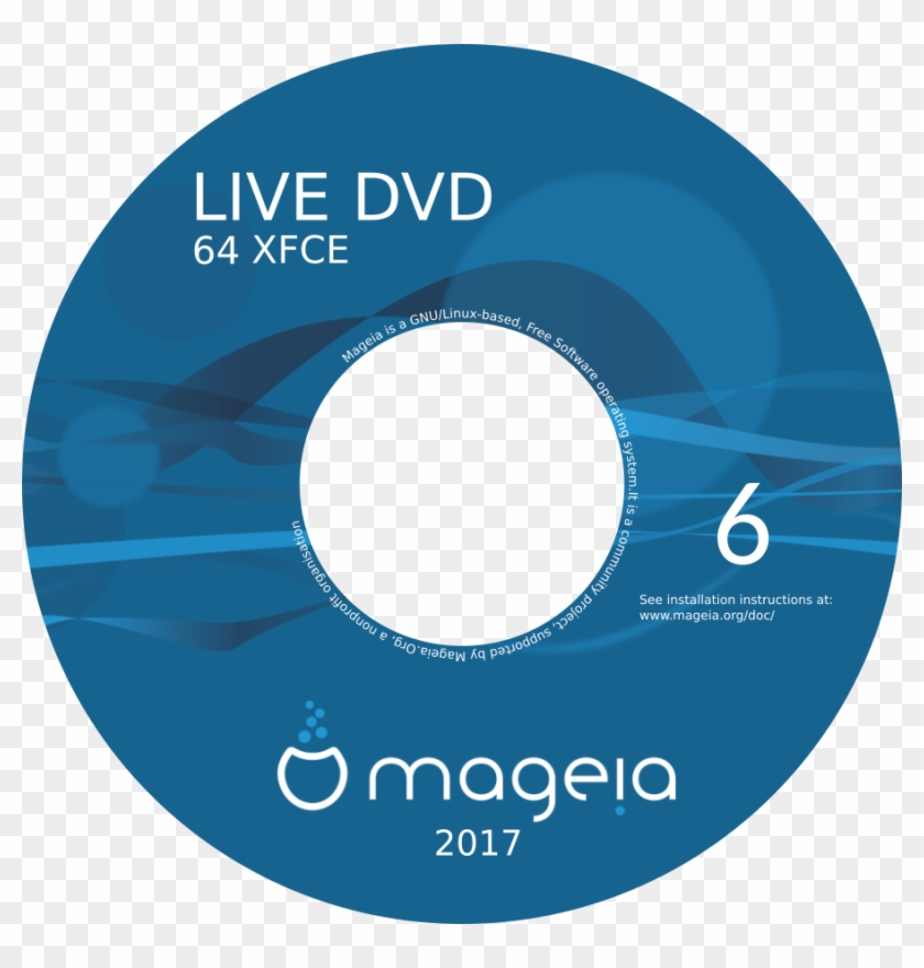 Mageia 6 Cd Dvd Covers Blu Ray Disc Hd Png Download 902x902 477659 Pngfind