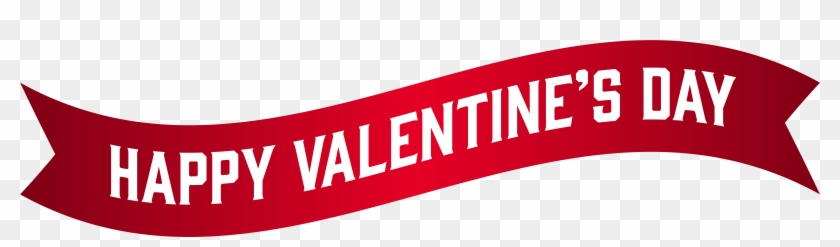 Valentines day banner. X happy clipart