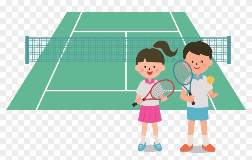 Tennis Players Icons Png Tennis Players Clipart Transparent Png 2400x1424 4709872 Pngfind