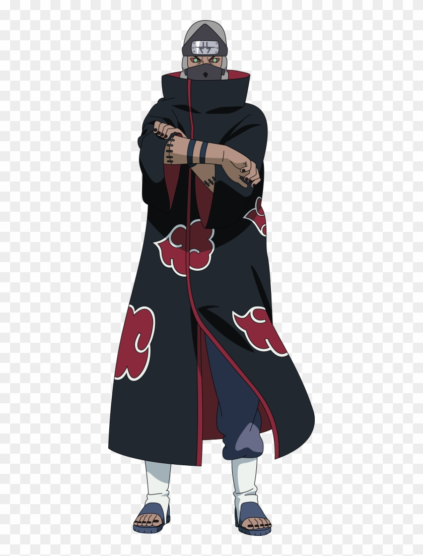 Kakuzu Naruto Akatsuki Kakuzu Hd Png Download 410x1023