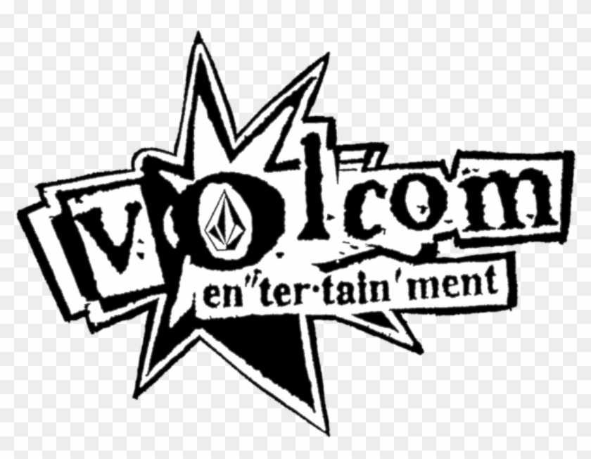 Volcom Logo Volcom Entertainment Hd Png Download 1200x864 4716801 Pngfind