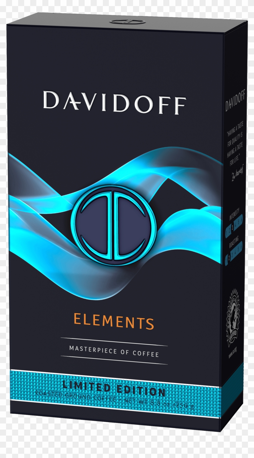 Davidoff Limited Edition Coffee, HD Png Download - 4069x4069