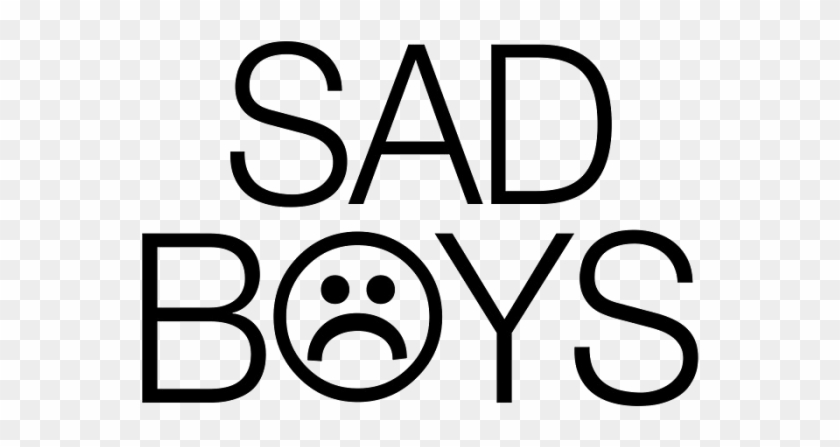 sad Boy #sad #boy #sad Boys #надпись - Sad Boys 2001, HD Png