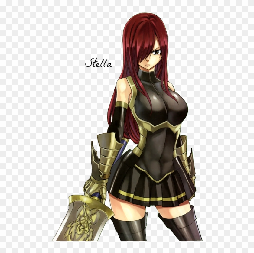 Tail erza and fairy gerard Erza Scarlet/Relationships