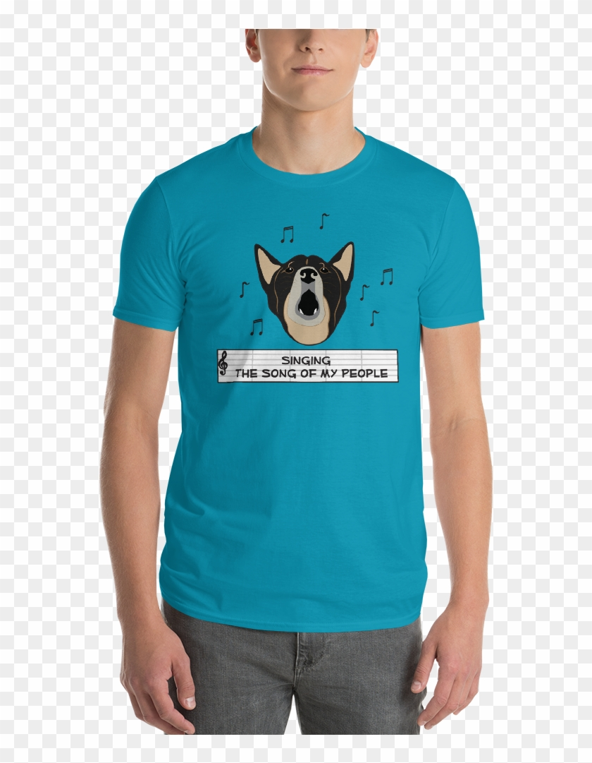 Singing The Song Of My People - T-shirt, HD Png Download