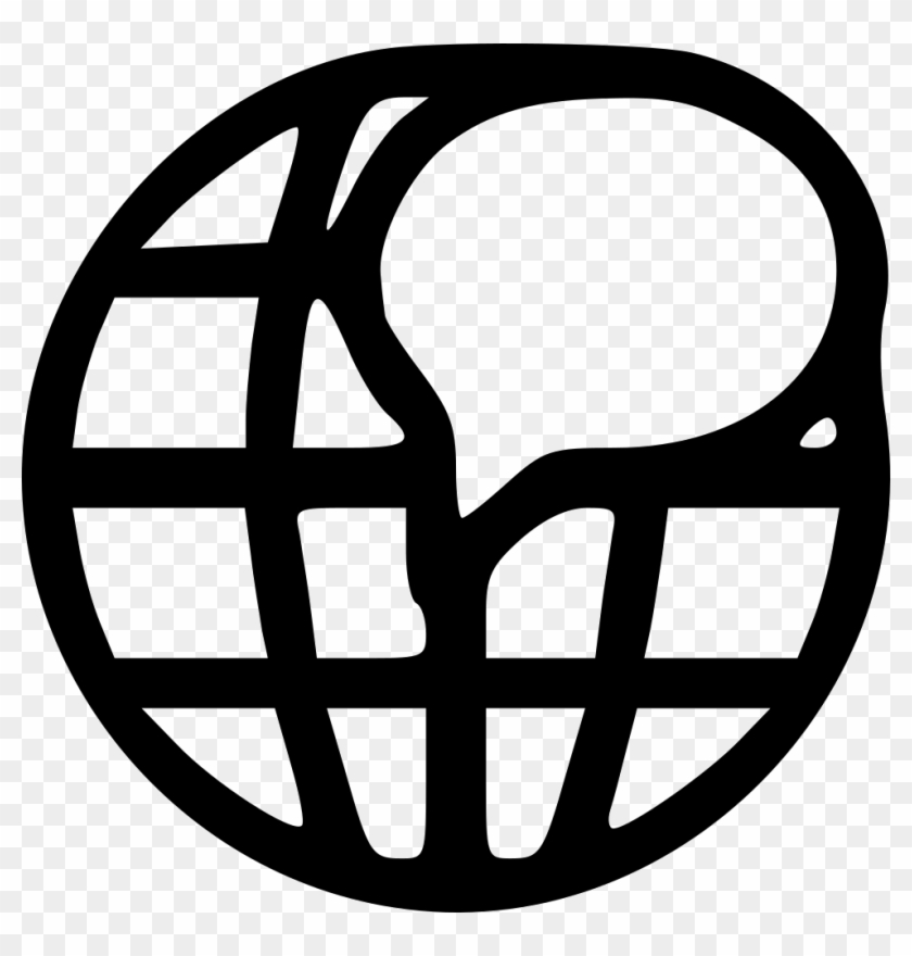 Earth International Internet World Transparent Background Language Icon Png White Png Download 980x980 4796109 Pngfind