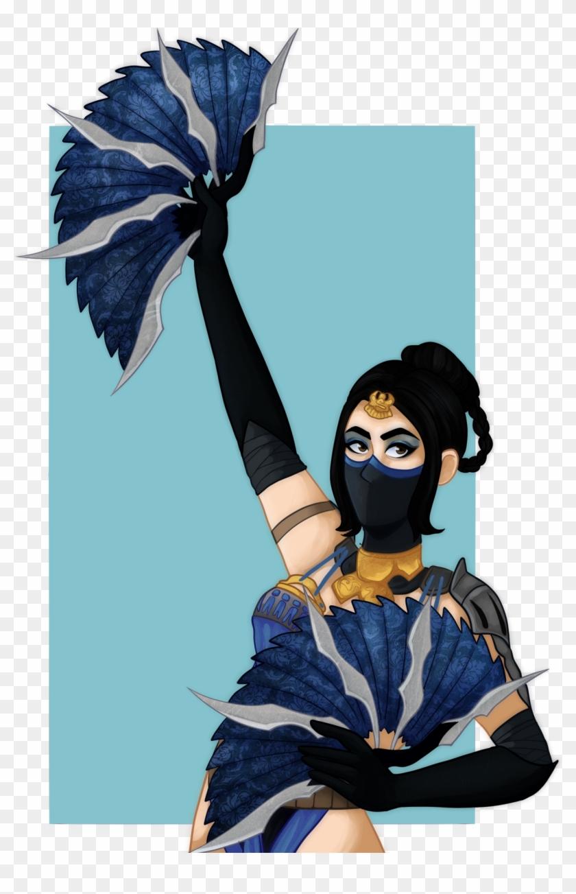 Mkx Mortal Kombat Kitana Fan Art Mortal Kombat X Mkx