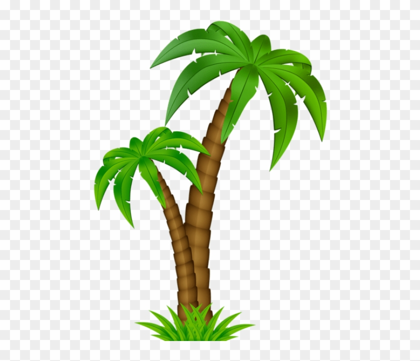 Free Png Download Palm Cartoon Png Images Background - Cartoon