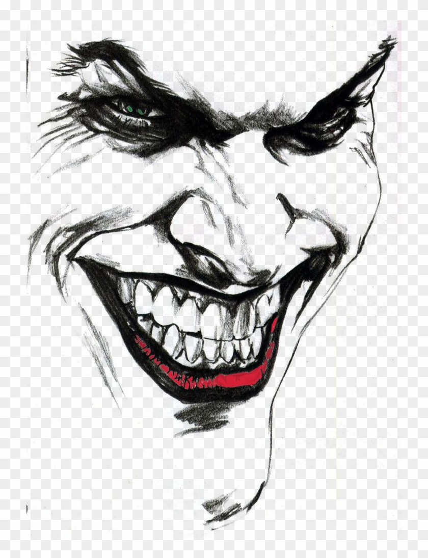 Face Joker Tattoo Png Best Tattoo Ideas
