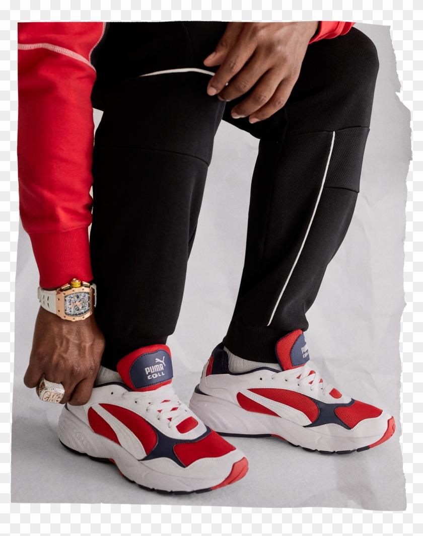 Yo Gotti Puma Shoes, HD Png Download