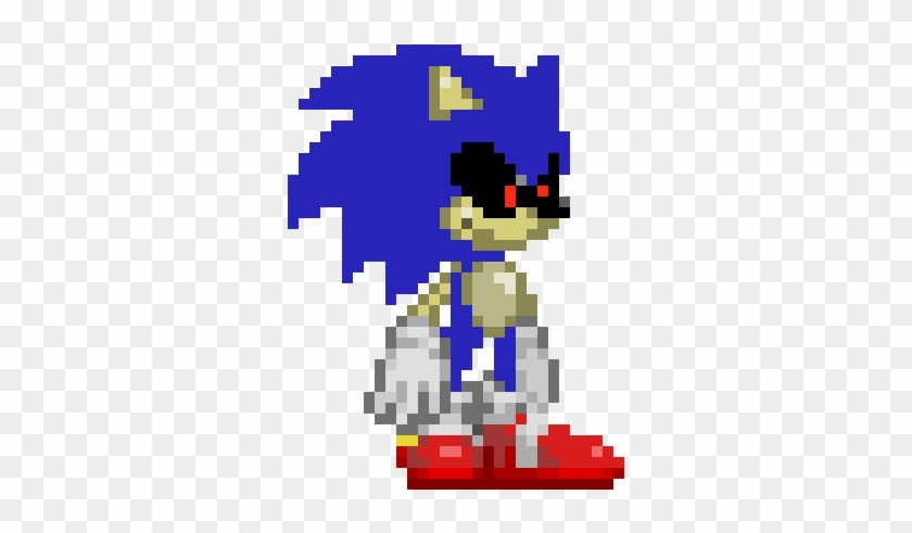 Sonic - Exe - Sonic The Hedgehog Modern Classic, HD Png Download