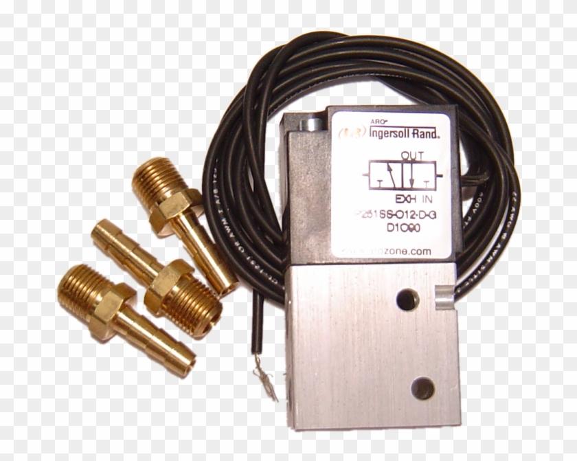 Ecmlink/ingersoll-rand 3 Port Boost Control Solenoid - Ingersoll