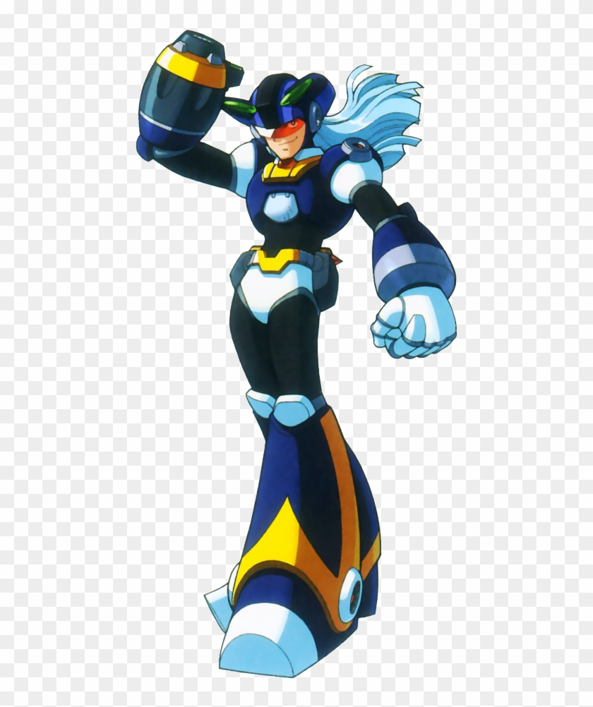 Megaman X5 Dynamo, HD Png Download - 479x937(#4862920) - PngFind