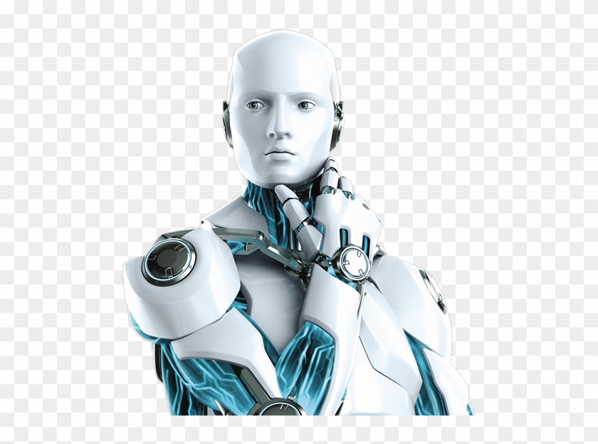 What's New In Eset Mobile Security For Android Base - Eset Robot Png