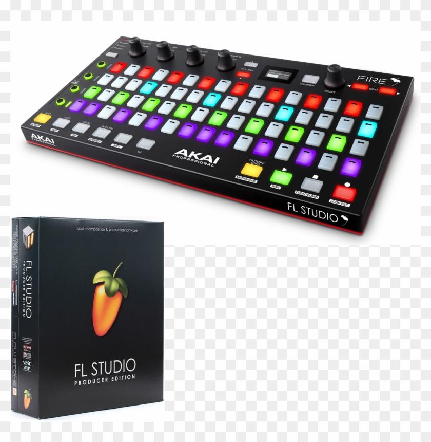 Usb Midi Controller Fl Studio V20 Producer Edition - Fl Studio New