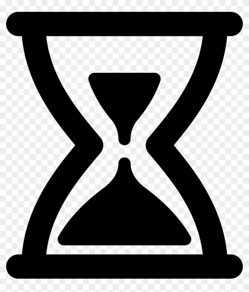 Png File Svg Icono De Reloj De Arena Transparent Png 870x980
