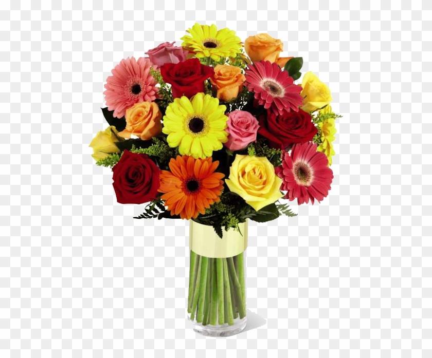 Congratulation Flower Png Image Fresh Flowers Bouquet Png Transparent Png 565x638 499371 Pngfind
