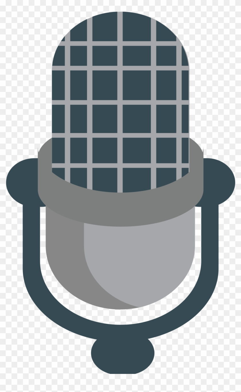 Microphone Emoji Png - Illustration, Transparent Png