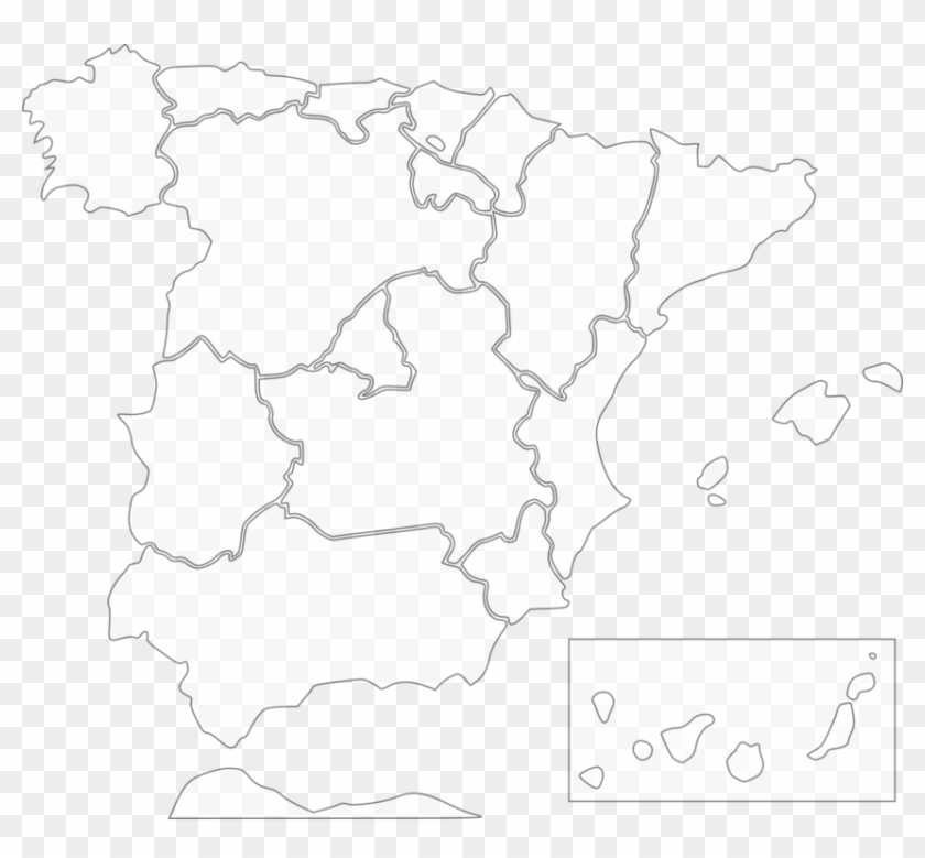 Map Of Spain Drawing.Spain Drawing City Map United States Arbeitslosigkeit Spanien Hd