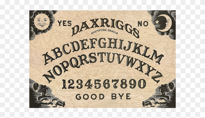 photograph regarding Ouija Board Printable known as Ouija Board, High definition Png Down load - 600x600(#4941620) - PngFind