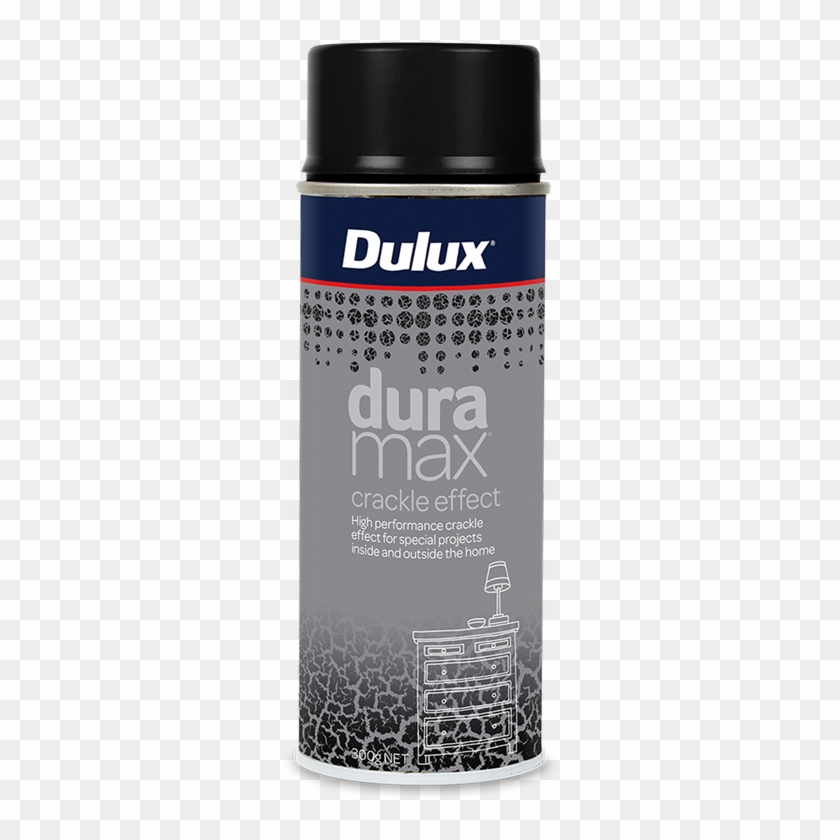 Dulux Duramax 300g Crackle Effect Spray Paint - Dulux Crackle Effect