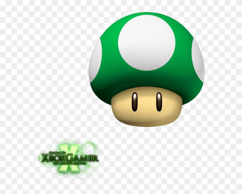 1 Up Photo Mushroom Super Mario Mushroom Hd Png Download